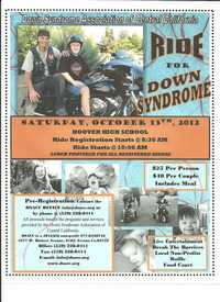 Ride For Down Syndrome