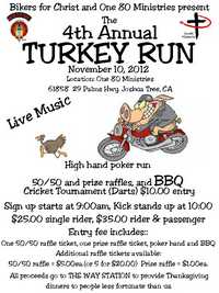 Turkey Run - 4th Annual