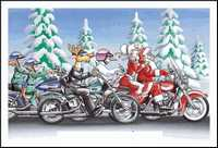 Toys For Tots Marine Ride - 6th Annual