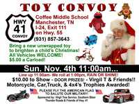 Highway 41 Toy Convoy and Show - 16th Annual
