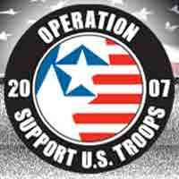 OPERATION : SUPPORT U.S. INJURED WOUNDED Motorcycle Run