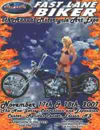 MOTOR CYCLE ART EXPO