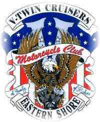 V-Twin Cruisers M C annual toy poker run for toys for tots