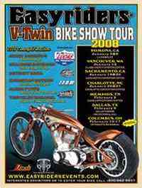 Easyriders V-Twin Bike Show Tour 2008 2008-02-02