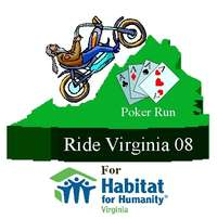 Habitat For Humanity Ride Poker Run