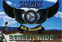 Wings Benefit Ride - 8th Annual