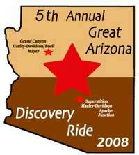 Discovery Ride - 5th Annual