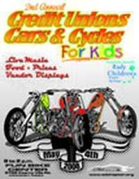 Credit Unions, Cars, and Cycles For Kids - 2nd Annual