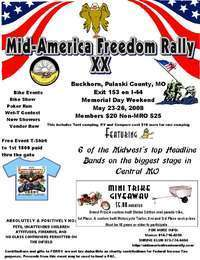 Mid America Freedom Rally