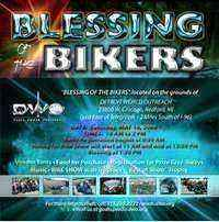 Blessing Of The Bikers MI - 11th Annual