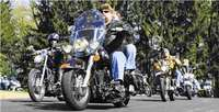 Charity Breakfast Ride In Memory Of Leroy Kratzer - 2nd Annual