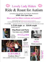 Ride and Roast For Autism