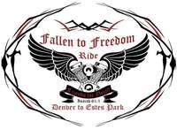 Fallen To Freedom Ride