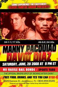 No Fault Bail Bonds Presents HBO Boxing After Dark