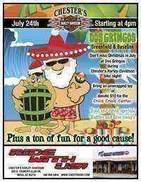 Christmas In July At Dos Gringos