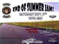 End Of Summer Jam Hosted By Road Wolves MC 1823