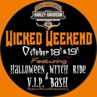 Wicked Weekend Halloween Witch Ride - 20th Annual