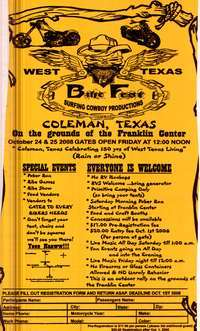 West Texas Bike Fest