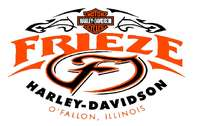 Frieze Harley Davidson Christmas Open House