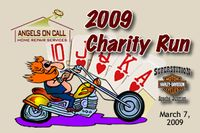 Motorcycle Charity Run To Benefit Angels On Call