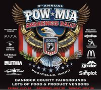 Powmia Awareness Rally And Rodeo
