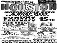 Houston Motorcycle Expo And Swap Meet