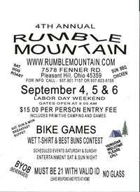 Rumble Mountain