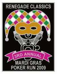Mardi Gras Poker Run - 3rd Annual