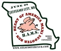 Heart Of America Maxi Scoot Meet Up Hams