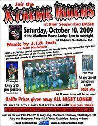 Xtreme Riders Season Ending Bash