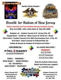 Benefit For Autism Of New Jersey