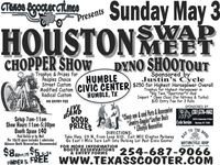 Houston Swap Meet And Chopper Show