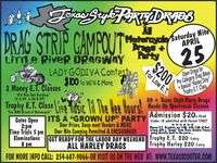 Dragstrip Campout
