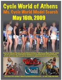 Cycle World Of Athens Model Search