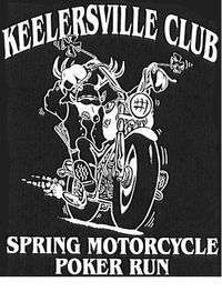 Keelersville Clubs Poker Run - 7th Annual