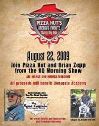 Pizza Hut Americas Favorite Charity Day Ride