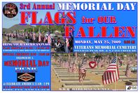Flags For Our Fallen