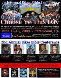 Front Line Warriors Biker Bible Conference - 2nd Annual