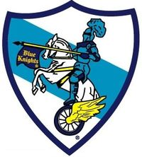 Blue Knights Bike Blessing Ride