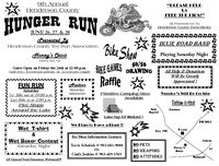 Henderson County Hunger Run - 9th Annual
