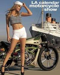 La Calendar Motorcycle Show and Calendar Girl Music Festival Weekend