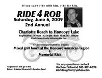 Ride4Rob - 2nd Annual