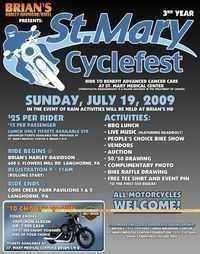 St Mary Cyclefest