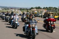 911 Motorcycle Tribute Parade - 7th Annual