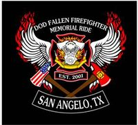 Dod Fallen Firefighter Memorial Ride 2009