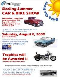 Sizzling Summer Car and Bike Show
