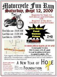 Motorcycle Fun Run