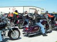 Lakeland Hospice Motorcycle Ride - 8th Annual