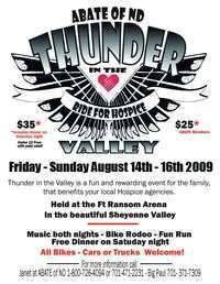 Thunder In The Valley Rally