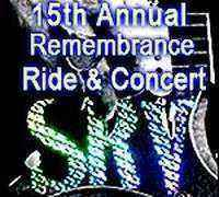 Stevie Ray Vaughan Remembrance Ride and Concert - 15th Annual